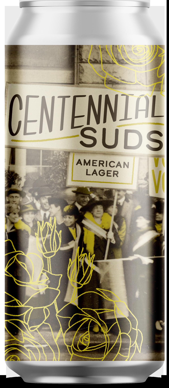 Centennial Suds Can Rendering