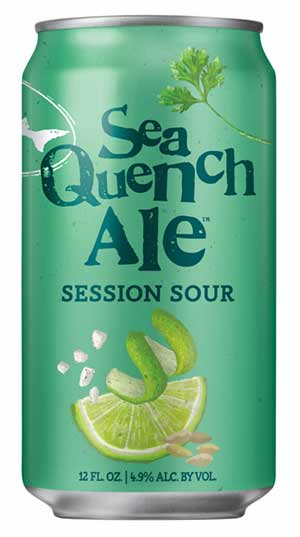 Seaquench Ale Can
