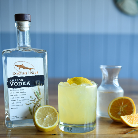 Analog Vodka Citrus Cooler