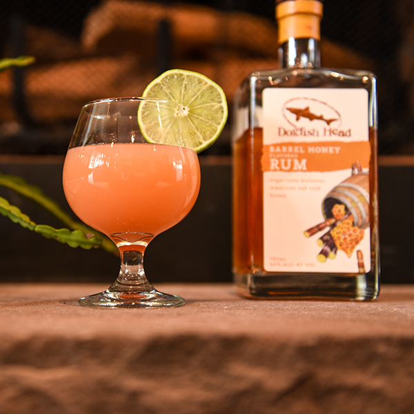 Barrel Honey Rum Grapefruit Honey Daiquiri