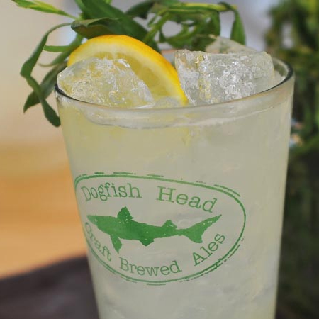 Tarragon Lemonade with Analog Vodka