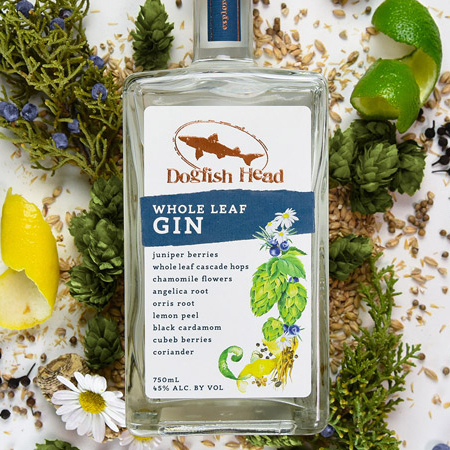 Whole Leaf Gin