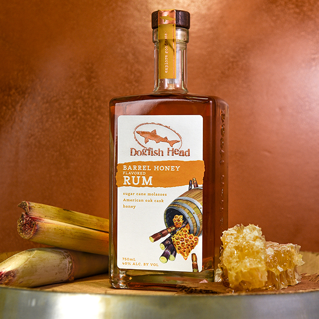 Barrel Honey Rum