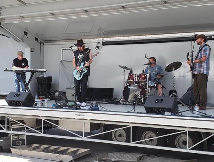 The James Dean Band