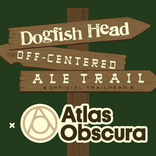 Dogfish Head Ale Trail