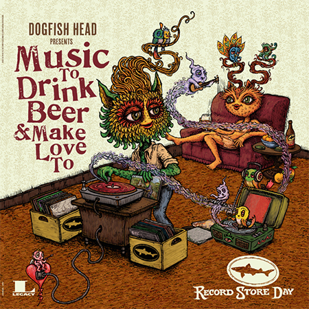 Music To Drink Beer and Make Love To