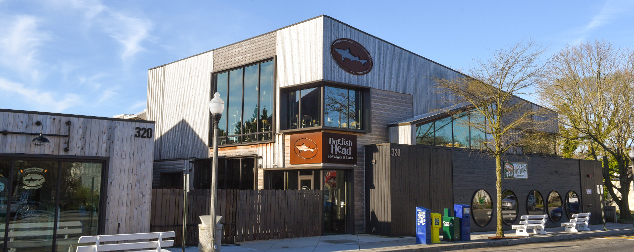 Dogfish Head Brewings & Eats Exterior