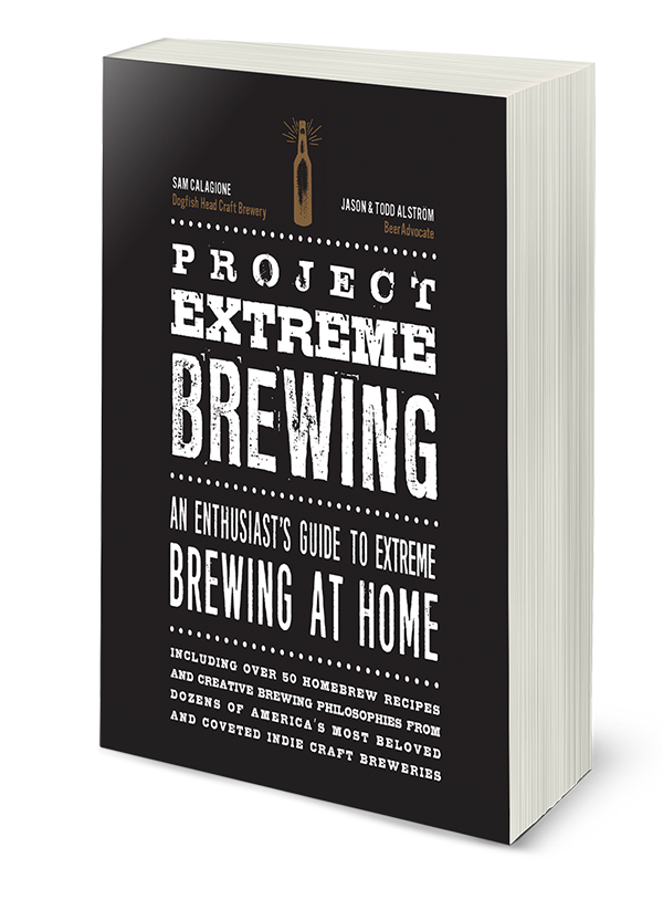 Project Extreme Brewing Book