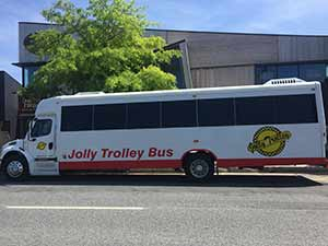 Jolly Trolley Rehoboth