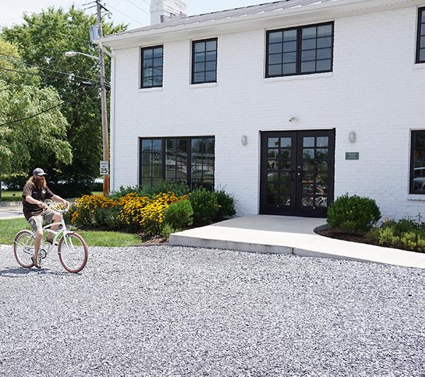 Dogfish Inn Priority Bike Weekend