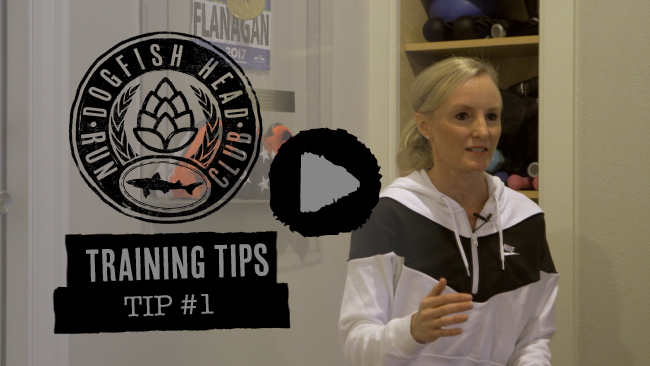 Shalane Flanagan Training Tip