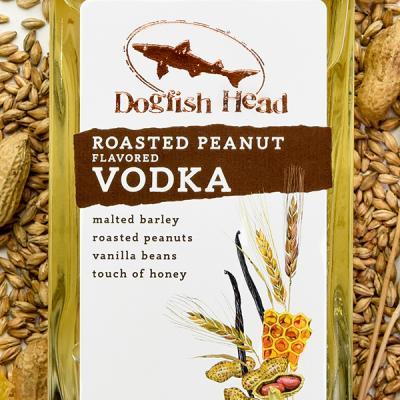 Roasted Peanut Vodka