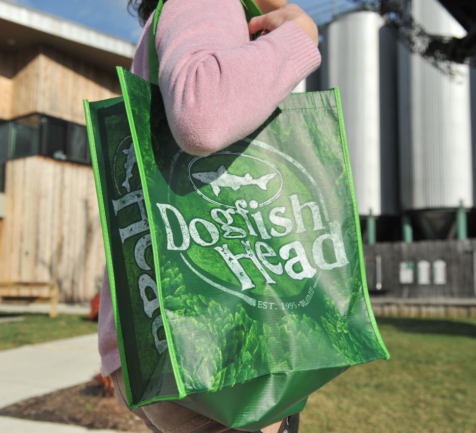 Hops Shopping Tote
