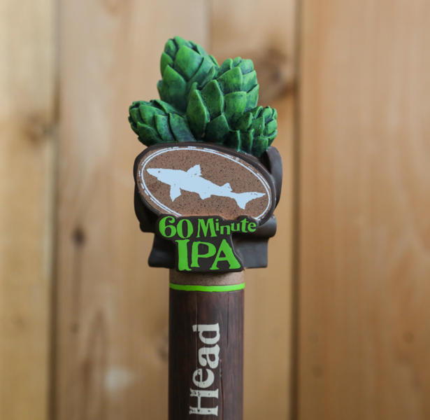 60 minute tap handle