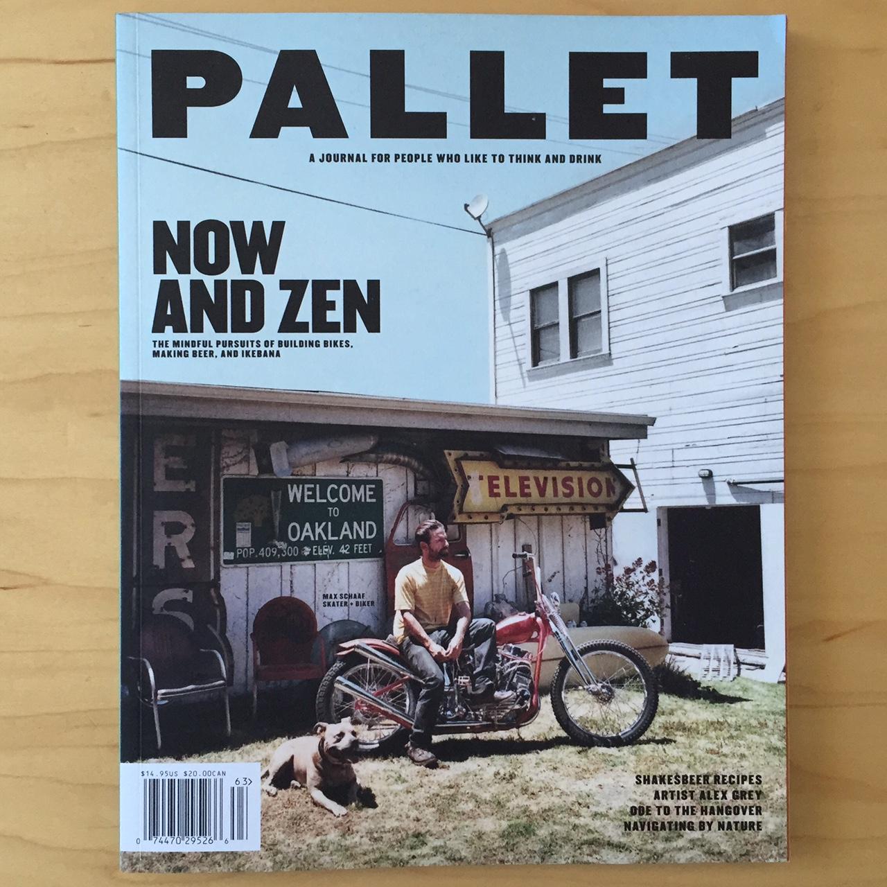 Pallet Magazine Issue Four
