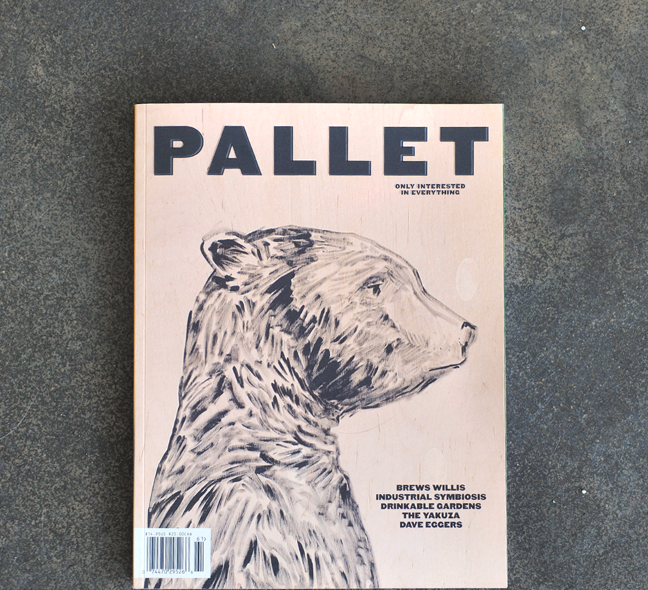 Pallet Magazine Issue Two