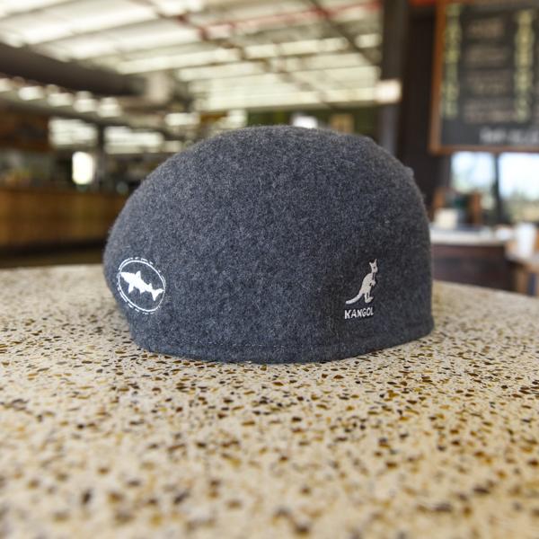 Kangol Hat Back