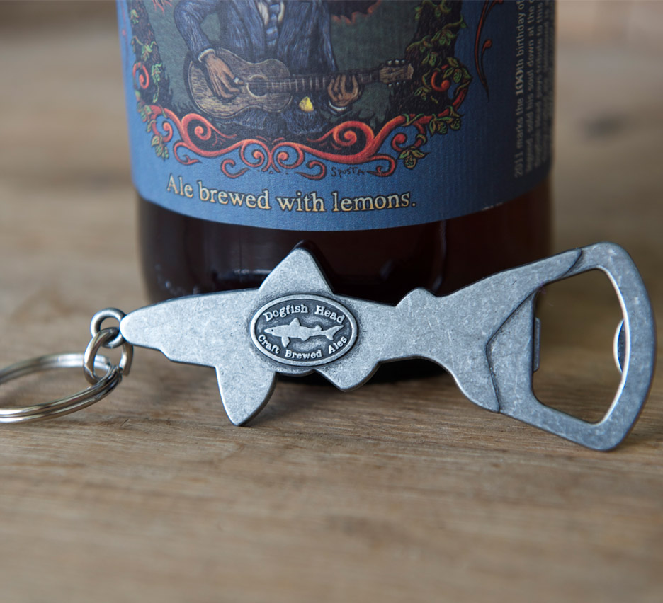 Keychain Shark Opener
