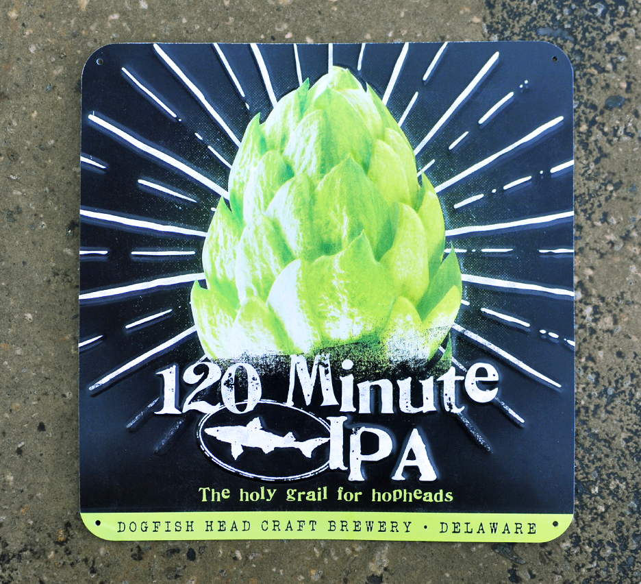 120 Minute IPA tacker