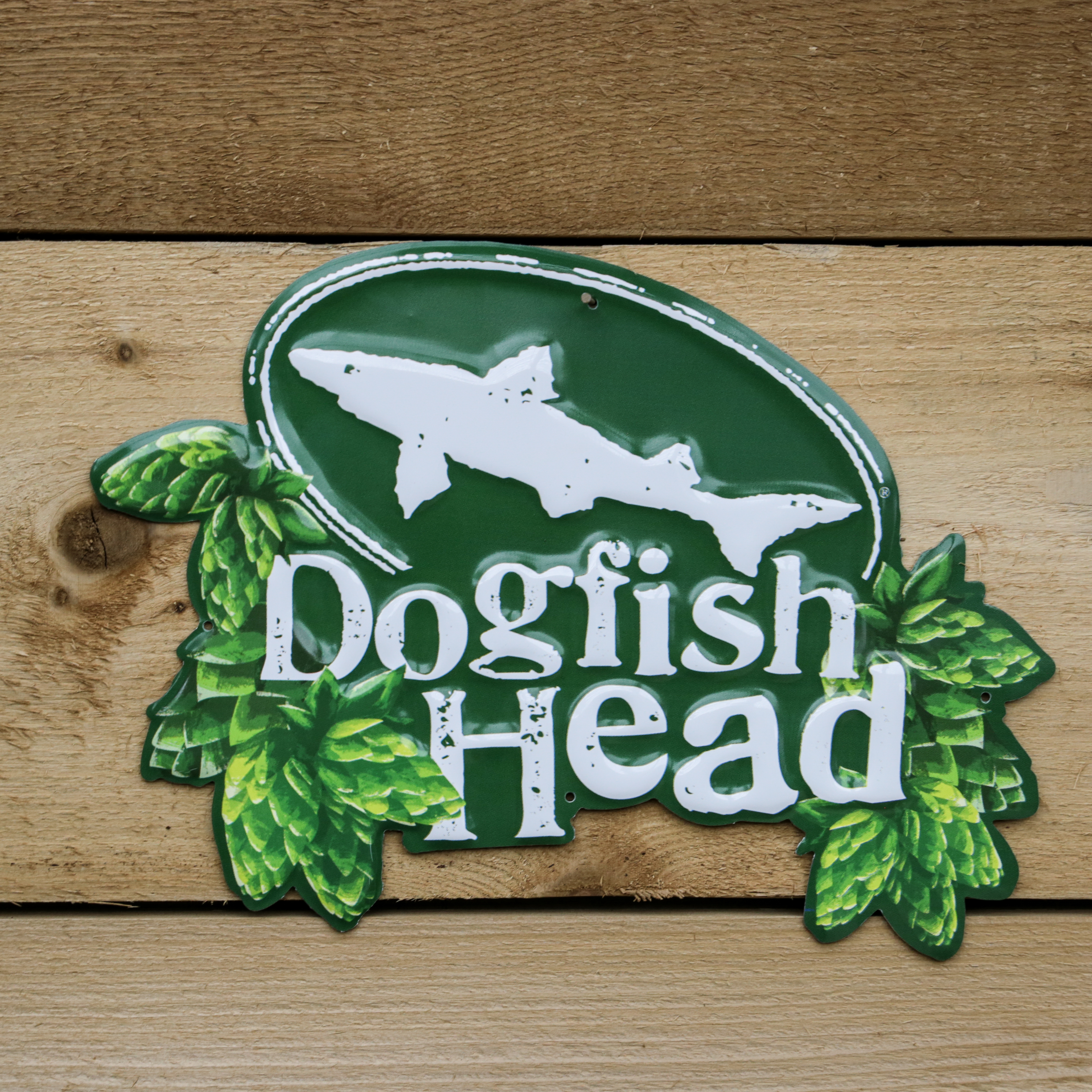 Dogfish Fish Finder | Posters Signs Dogfish Head Craft Brewed Ales Off Centered Stuff