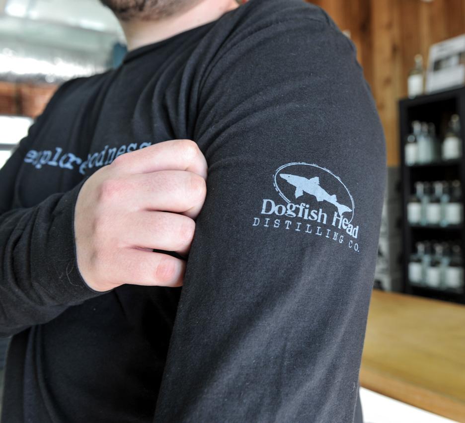 Distillery Black Long Sleeve