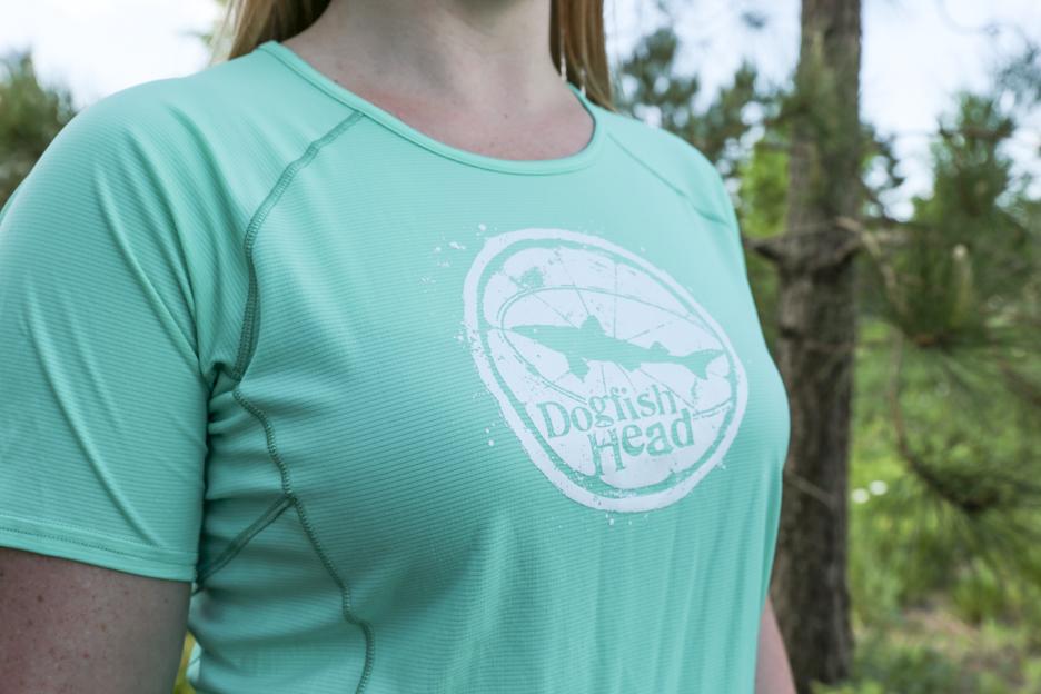 Womens SeaQuench Running Shirt