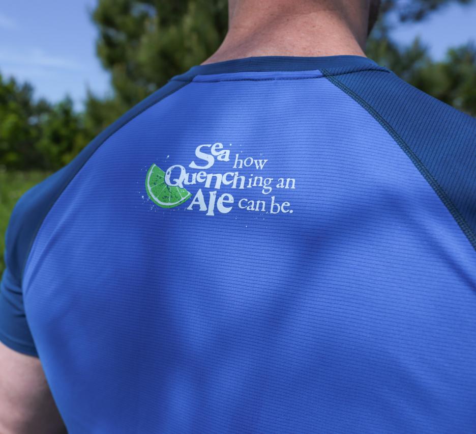 SeaQuench Ale Men's running shirt