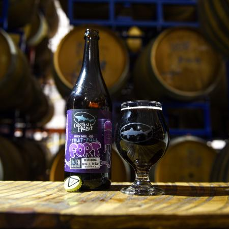 Bourbon Barrel-Aged Fruit-Full Fort