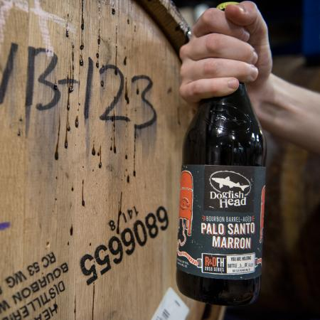 Bourbon Barrel-Aged Palo Santo Bottle