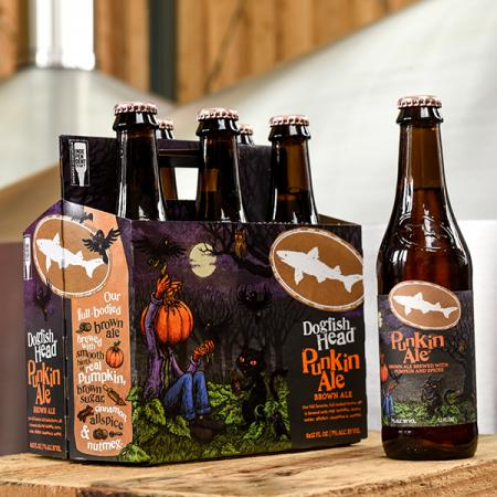 Punkin Ale 2018 Off-Centered Art Series