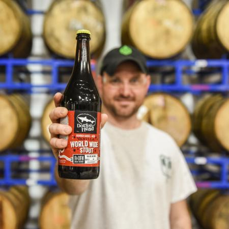 Bourbon Barrel-Aged Vanilla World Wide Stout