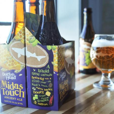 Midas Touch Ancient Ale 4 pack