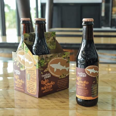 Dogfish Head Brewery >> Palo Santo Marron | Dogfish Head Craft Brewed Ales | Off Centered Stuff For Off Centered People