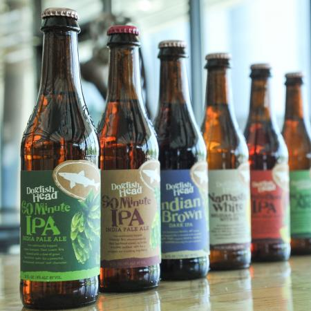 dogfish head craft brewed ales off centered stuff for