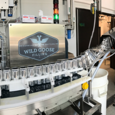 Canning Line Square