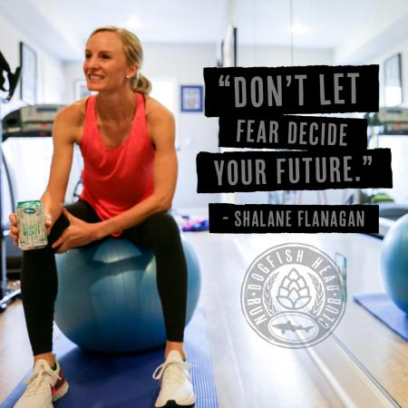 Shalane Flanagan Quote