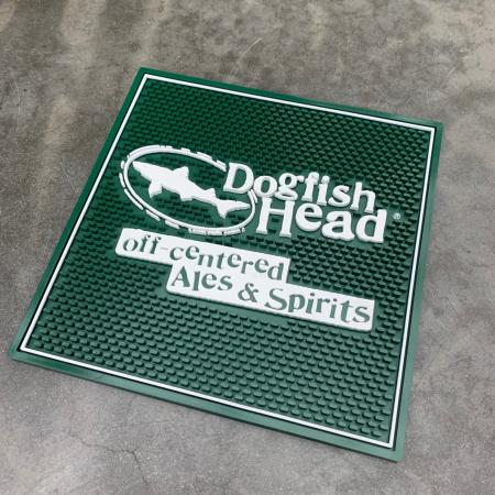 Dogfish Head Green Bar Service Mat