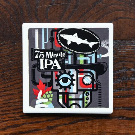 75 Minute IPA Coaster