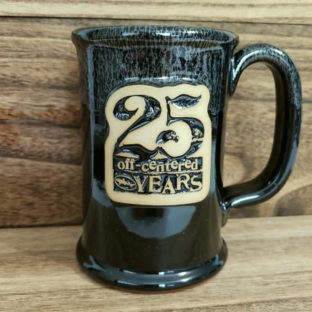 25th Anniversary Stoneware Mug