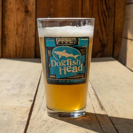 Wall of Sound pint glass