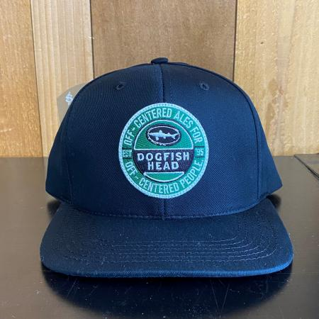 Off Centered Snapback Hat