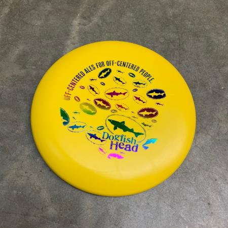 Dogfish Disc Golf - Yellow