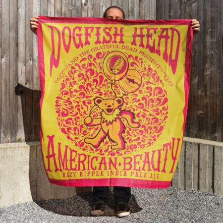 American Beauty Tapestry