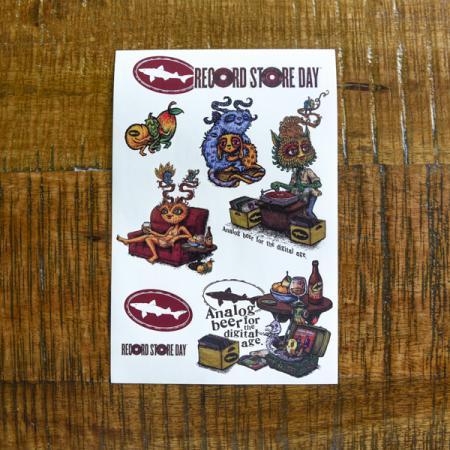 RSD Sticker Sheet