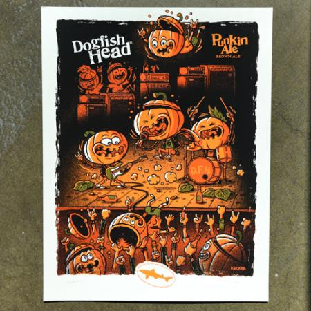Punkin Ale Screenprint