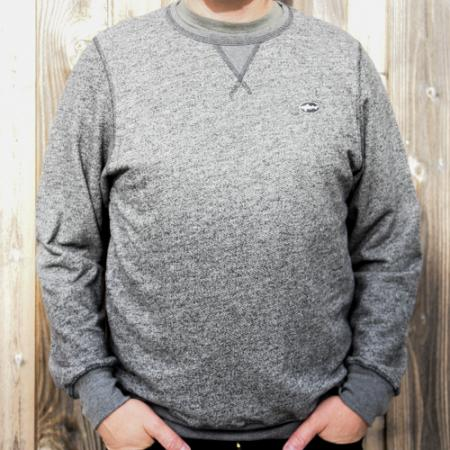 Dogfish Head Charcoal Crewneck