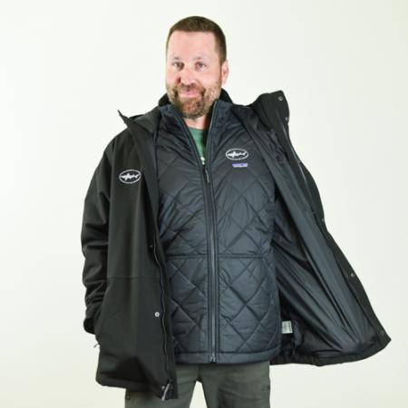 Dogfish Patagonia 3-in-1 Jacket