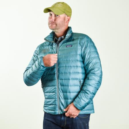 Dogfish Patagonia Down Sweater