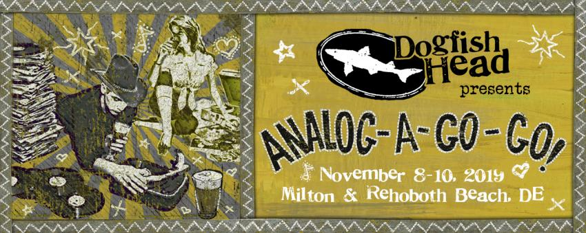 2019 Analog-A-Go-Go artwork