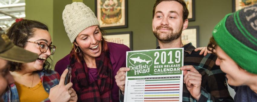 2019 Beer Calendar